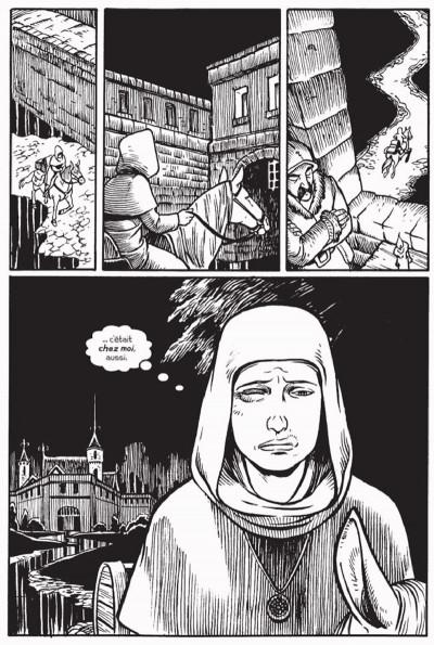 Page 4 château l'attente tome 1