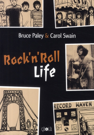 Couverture rock'n'roll life
