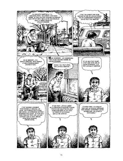 Page 5 american splendor tome 1 anthologie