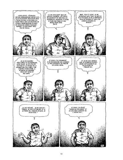 Page 6 american splendor tome 1 anthologie