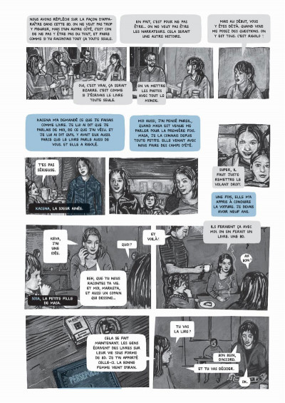 Page 1 o pribjehi ; histoires