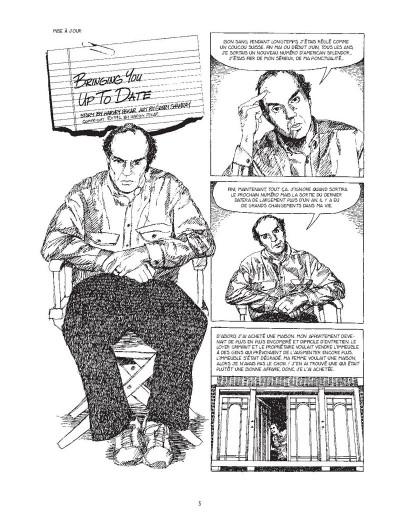 Page 1 anthologie american splendor tome 3