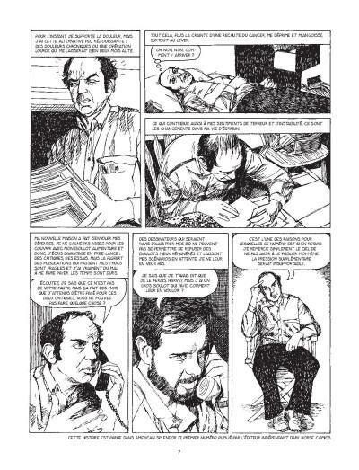 Page 3 anthologie american splendor tome 3