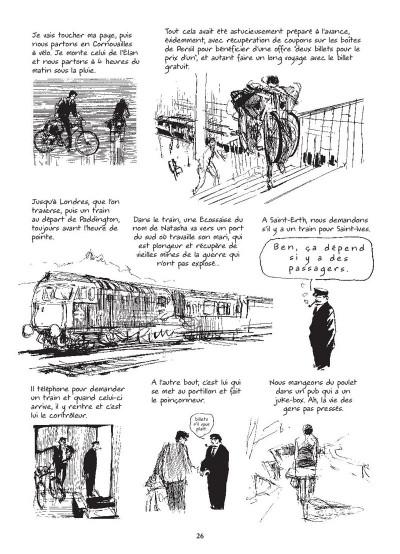 Page 3 Alec - intégrale tome 1 à tome 3