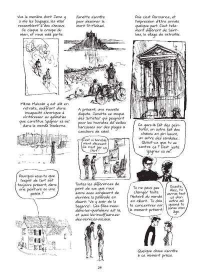 Page 6 Alec - intégrale tome 1 à tome 3