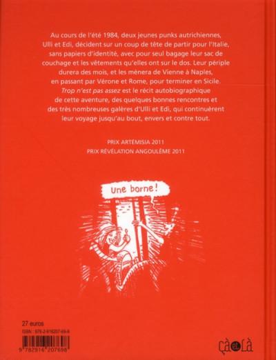 Dos Trop n'est pas assez - édition 2012