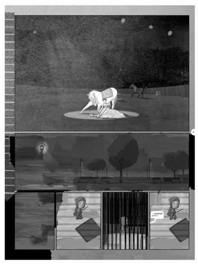 Page 4 duncan le chien prodige - saison un