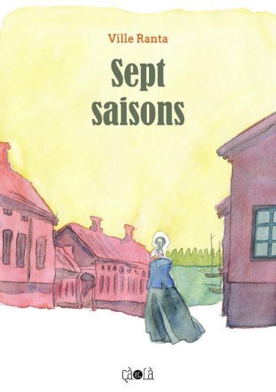 Couverture Sept saisons