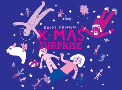 Couverture X-Mas Surprise