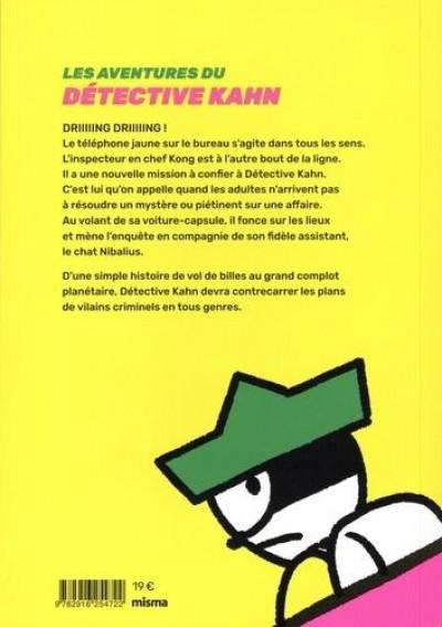 Dos Détective Kahn