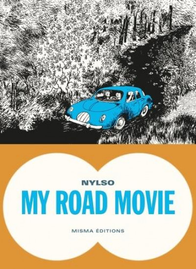 Couverture My road movie