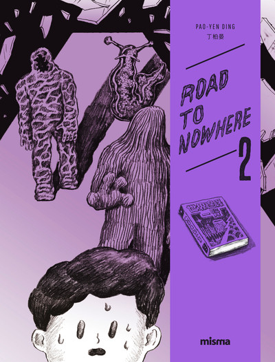 Couverture Road to nowhere tome 2