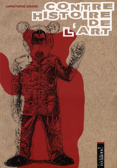 Couverture contre-histoire de l'art