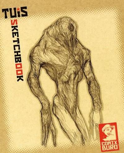 image de sketchbook ; tuis