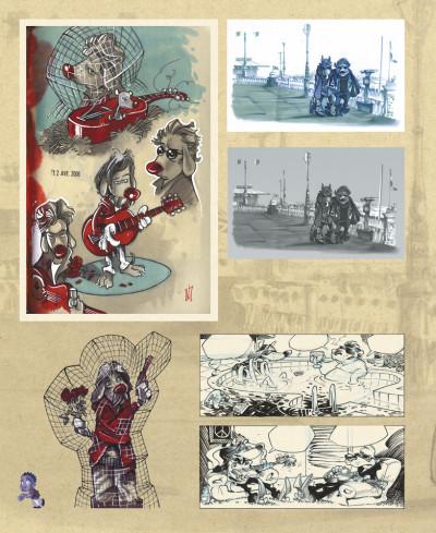 Page 4 Sketchbook Keramidas #2
