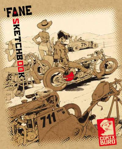 Couverture Sketchbook Fane