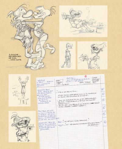 Page 3 Sketchbook Fane