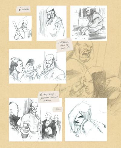 Page 6 Sketchbook Fane