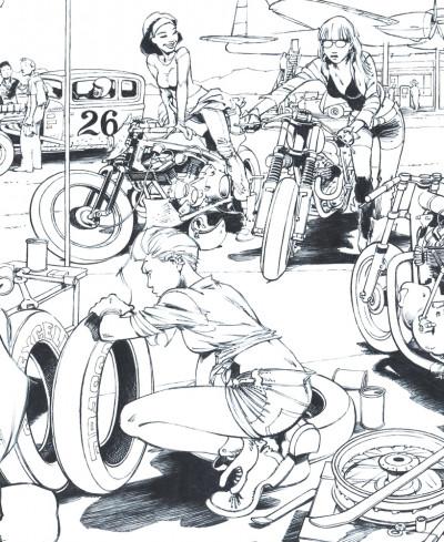 Page 8 Sketchbook Fane