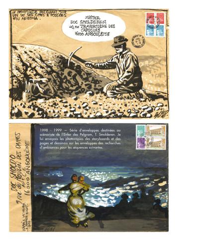 Page 2 Sketchbook Bertail #1