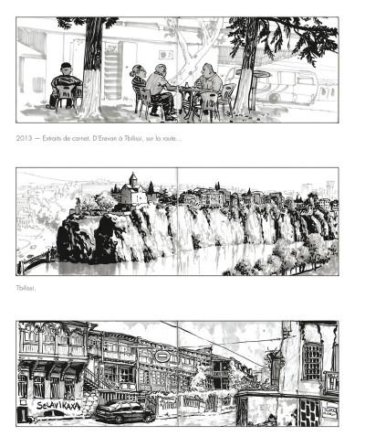Page 3 Sketchbook Bertail #1