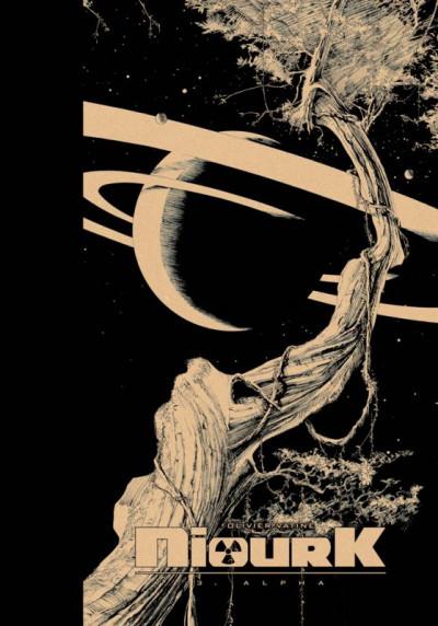 Couverture Niourk - tirage de tête tome 3