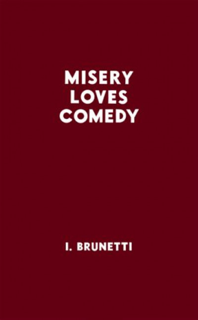 Couverture misery loves comedy
