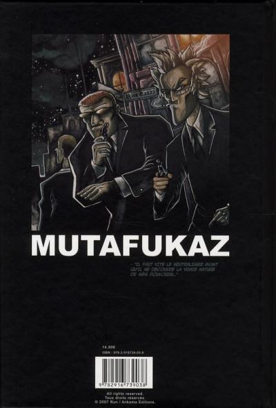 Dos mutafukaz tome 2 - troublants trous noirs
