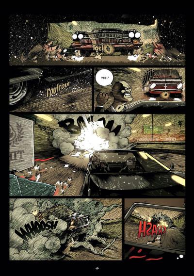 Page 0 mutafukaz tome 2 - troublants trous noirs