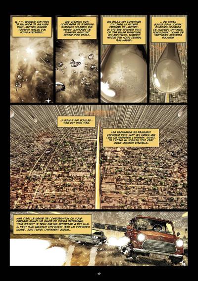 Page 8 mutafukaz tome 2 - troublants trous noirs