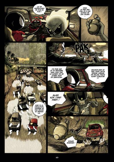 Page 9 mutafukaz tome 2 - troublants trous noirs