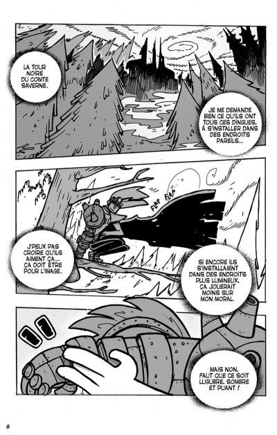 Page 7 dofus monster tome 3 - le chevalier noir