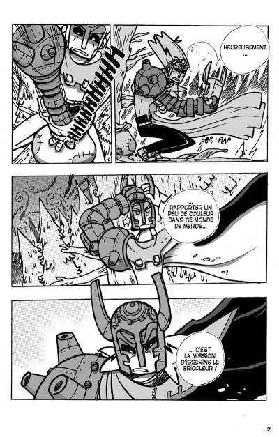 Page 8 dofus monster tome 3 - le chevalier noir