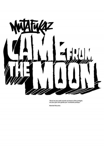Page 3 mutafukaz tome 0 - it came from the moon !