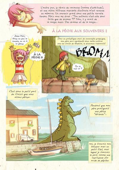 Page 9 maliki tome 2 - une rose à l'amer