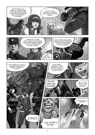Page 6 Freaks' squeele tome 1