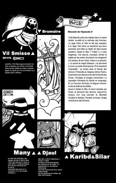 Page 6 dofus tome 9 - 28 morts plus tard