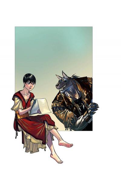 Page 1 Freaks' squeele tome 2 - les chevaliers qui ne font plus