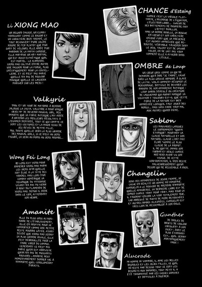 Page 5 Freaks' squeele tome 2 - les chevaliers qui ne font plus