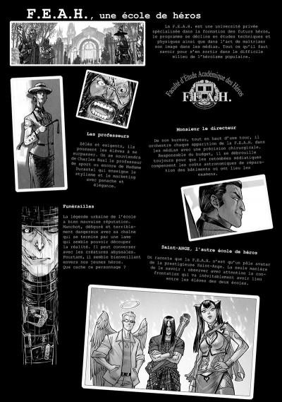 Page 6 Freaks' squeele tome 2 - les chevaliers qui ne font plus