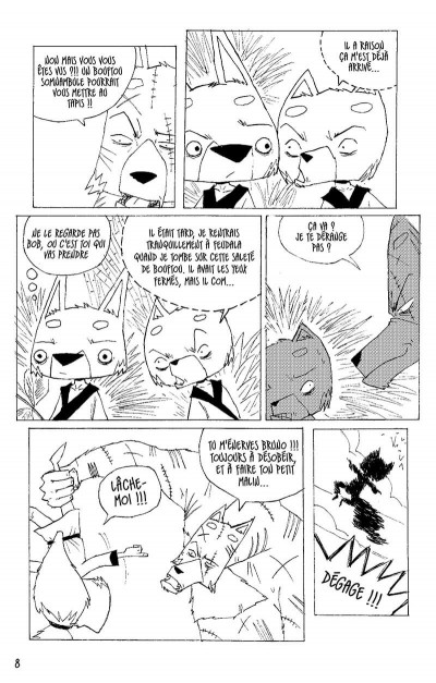 Page 7 dofus monster tome 4 - firefoux