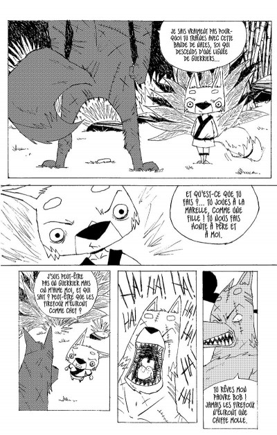 Page 8 dofus monster tome 4 - firefoux