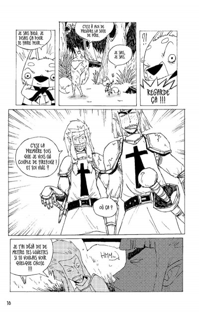 Page 9 dofus monster tome 4 - firefoux