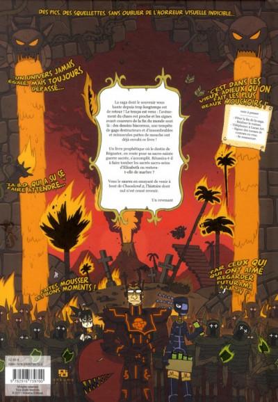 Dos chaosland tome 2