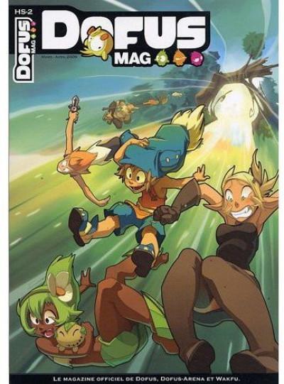 Couverture dofus mag - hors série tome 2 (édition 2009)