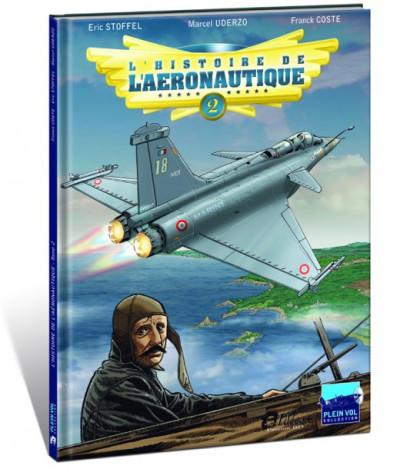 image de L'histoire de l'aéronautique tome 2