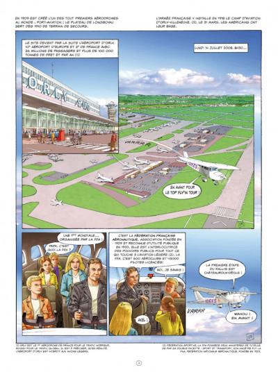 Page 1 L'histoire de l'aéronautique tome 2