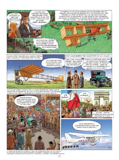 Page 2 L'histoire de l'aéronautique tome 2