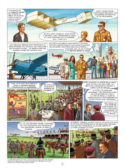 Page 4 L'histoire de l'aéronautique tome 2