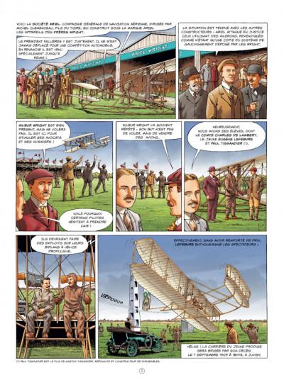 Page 5 L'histoire de l'aéronautique tome 2